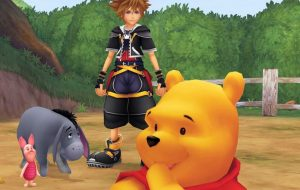 Kingdom Hearts 3 Winnie The Pooh World Trailer Dirilis