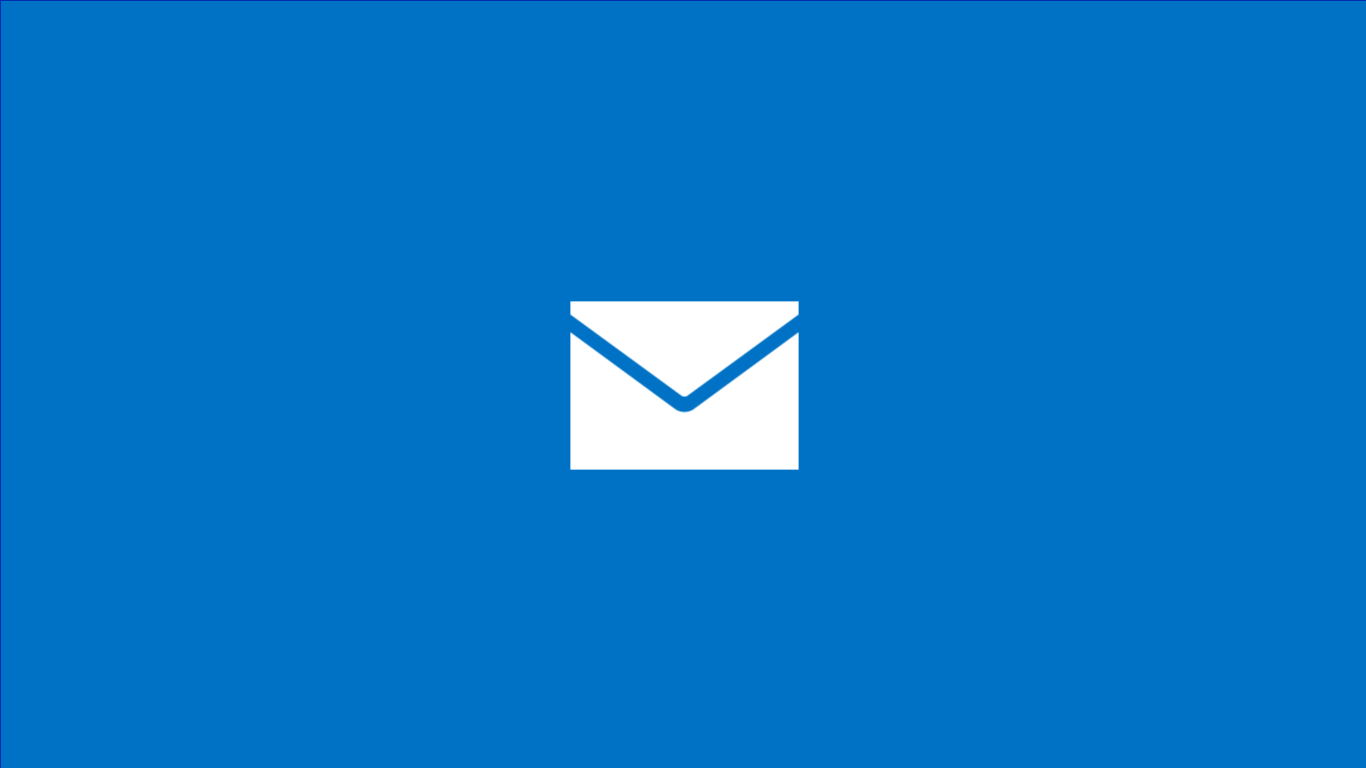 windows 8.1 mail apps