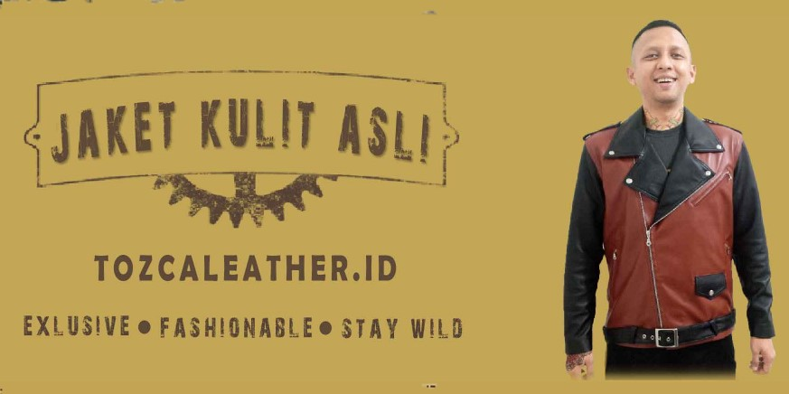 Jaket Kulit Toca Leather - UB Information