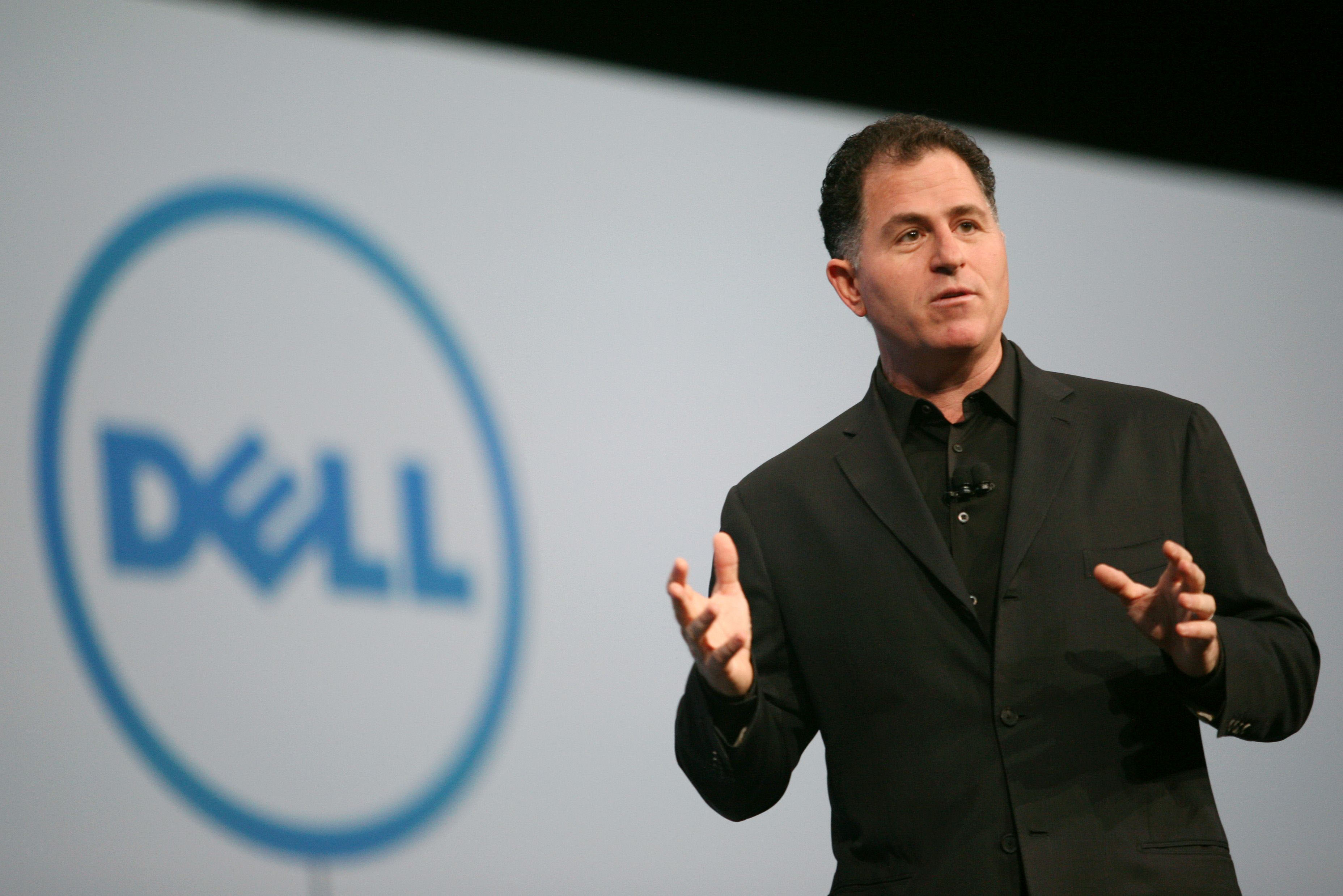 a biography of michael dell the founder of the dell corporation